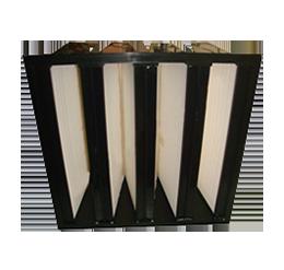 塑框组合式中效过滤器