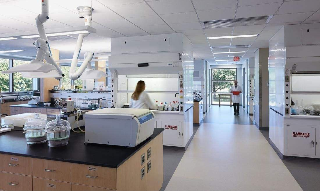 化学实验室设计标准
