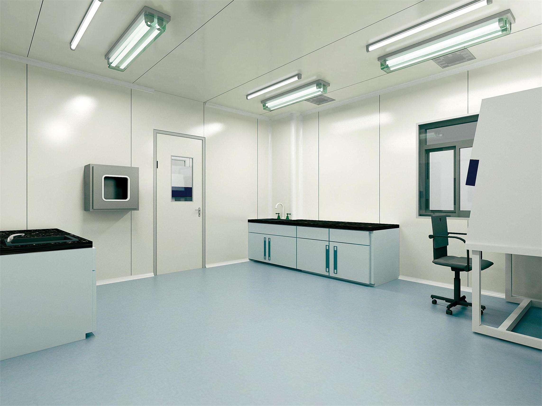 微生物实验室设计要求